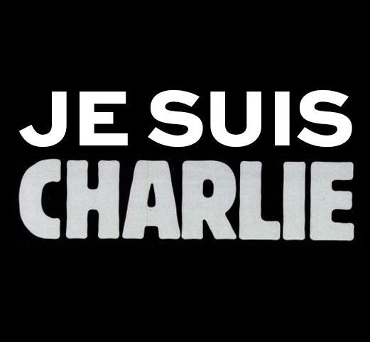 Im Gedenken an die Opfer des Anschlags auf Charlie Hebdo