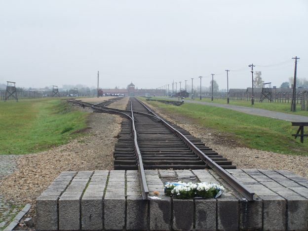 Rampe Auschwitz II Birkenau